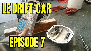 Project 240SX Le Drift Car - Ep. 7 | Welded Diff