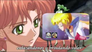 Moon pride FULL ~SM Crystal Opening 1 español (Cover latino)