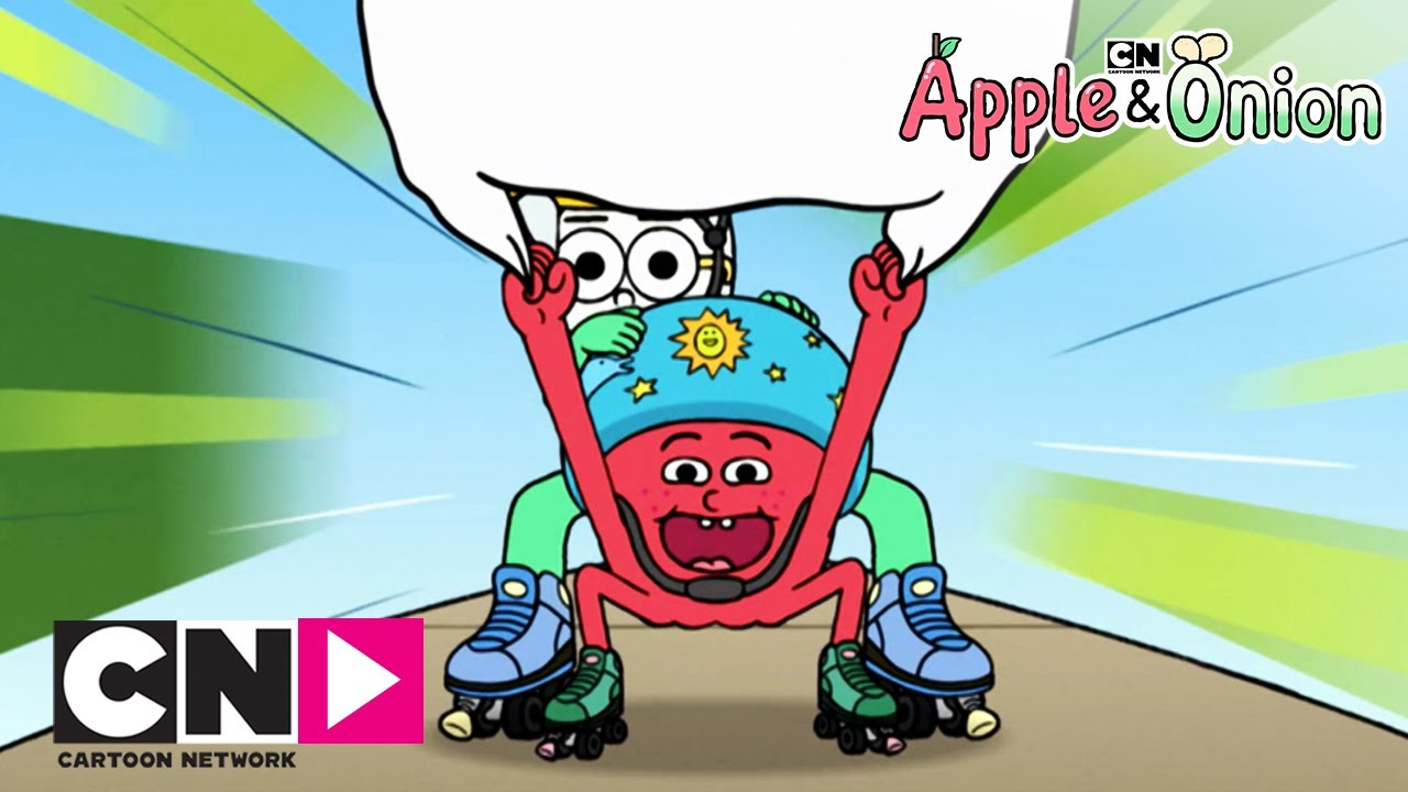 Măr și Ceapă | Cele mai amuzante persoane | Cartoon Network