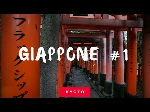 Dreaming Japan episode 1 HD -  Kyoto - Backpackers Academy