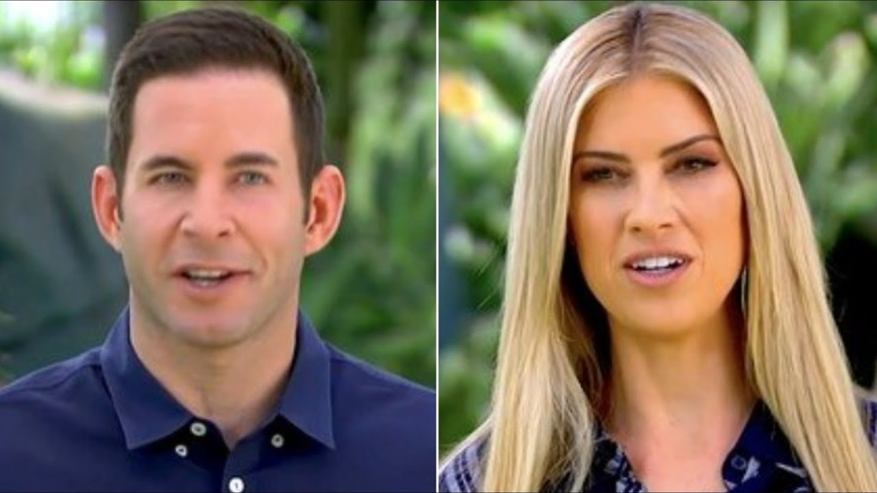 Tarek El Moussa Says It's Stressful To Work With Christina Haack