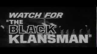 The Black Klansman trailer (1966)