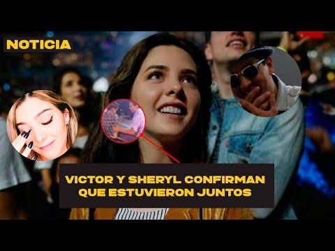 VICTOR Y SHERYL CONFIRMAN QUE TUVIERON ALGO - #SOMOSTUYYO (P