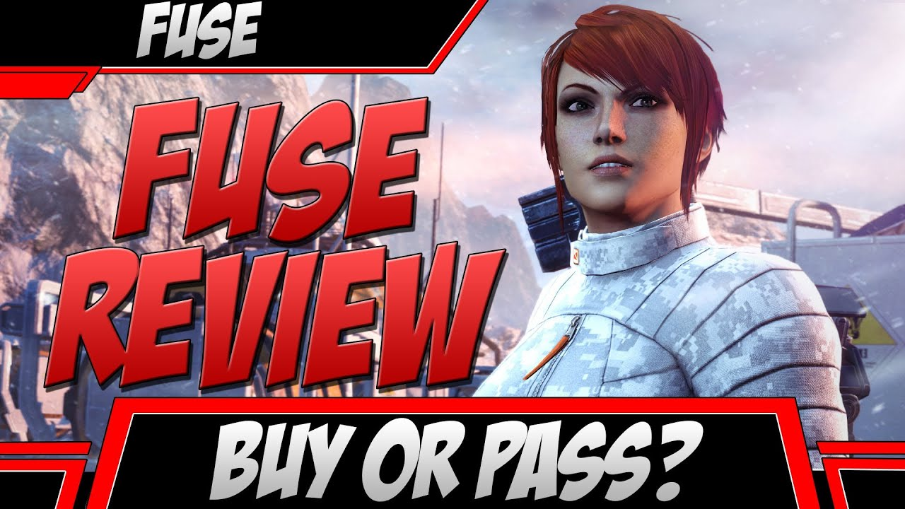 hight resolution of fuse a first look review buy or pass 4 player coop campaign youtube