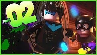 LEGO DC Super Villains Free Play Walkthrough Part 2 Good to Be Bad 100%