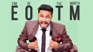 End Of The Month - Abish Mathew Comedy Music Video