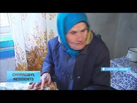 The last Chornobyl residents about their life in exclusion zone