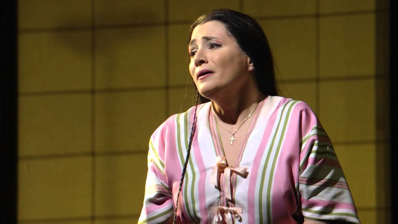 """Madama Butterfly: """"Un bel dì"""" (Patricia Racette)"""