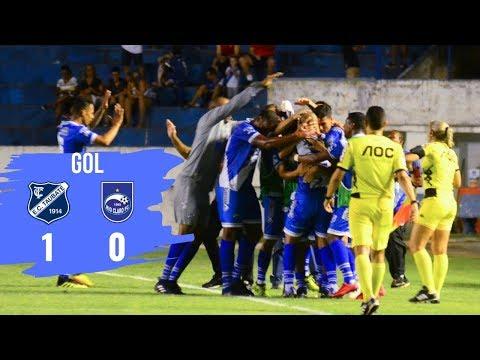 GOL   Taubaté 1 x 0 Rio Claro