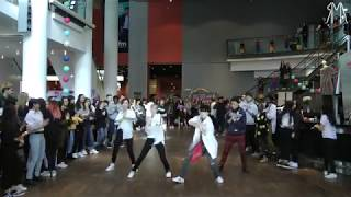 K-Pop Random Dance Game 2018 Frankfurt, Germany (Day 1)