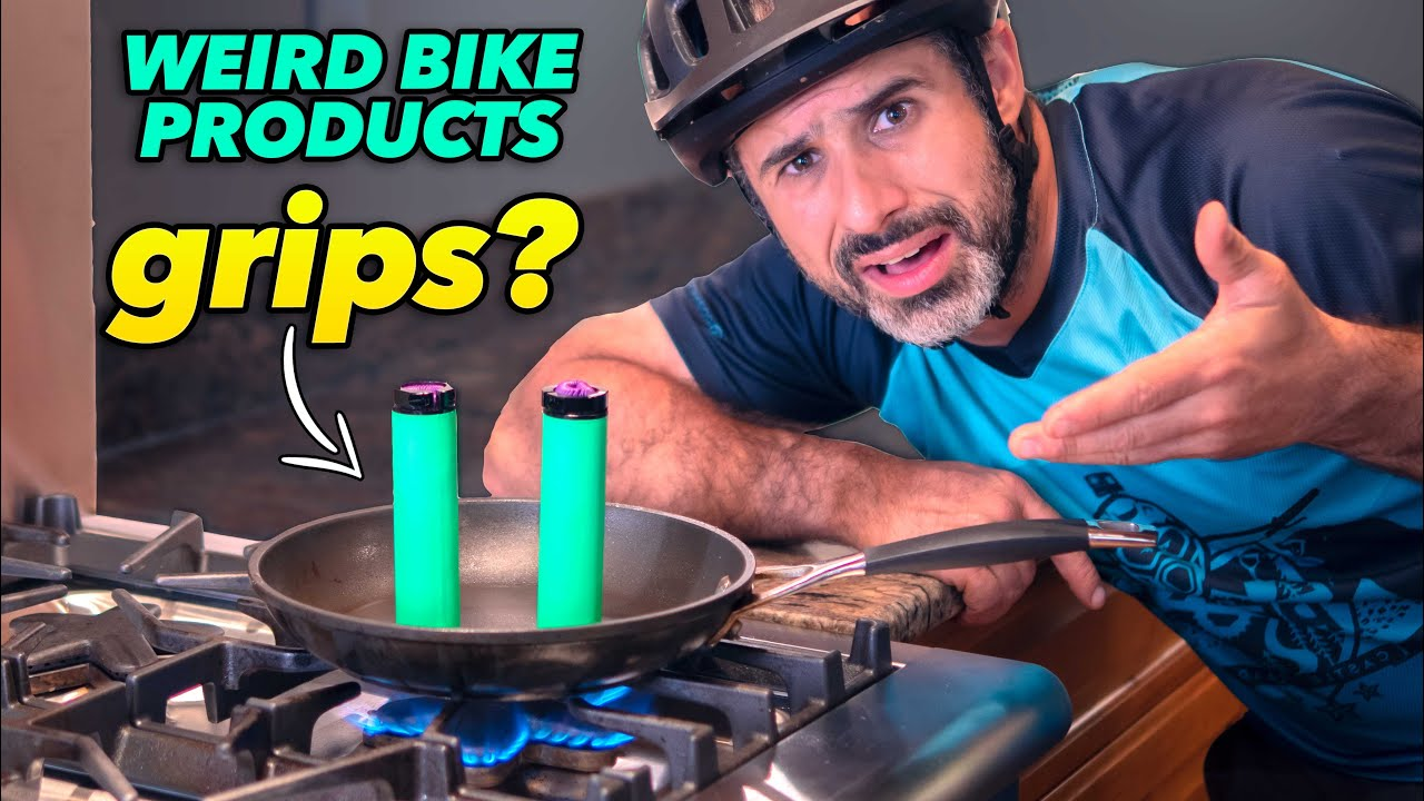 Reviewing a Fresh Batch of Weird MTB Products
