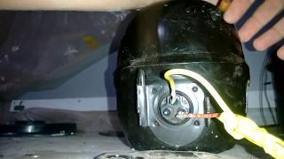 Como ligar motor de geladeira sem relé