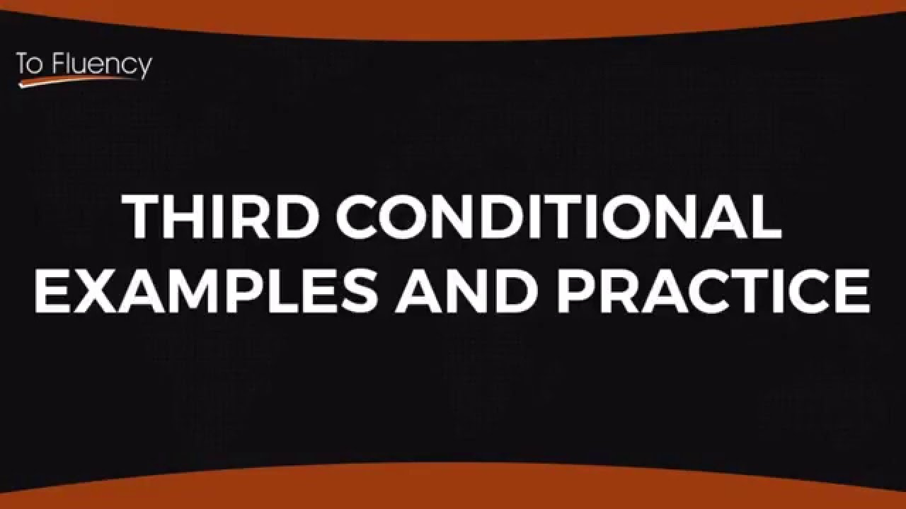 The Third Conditional with Example Sentences & Exercises