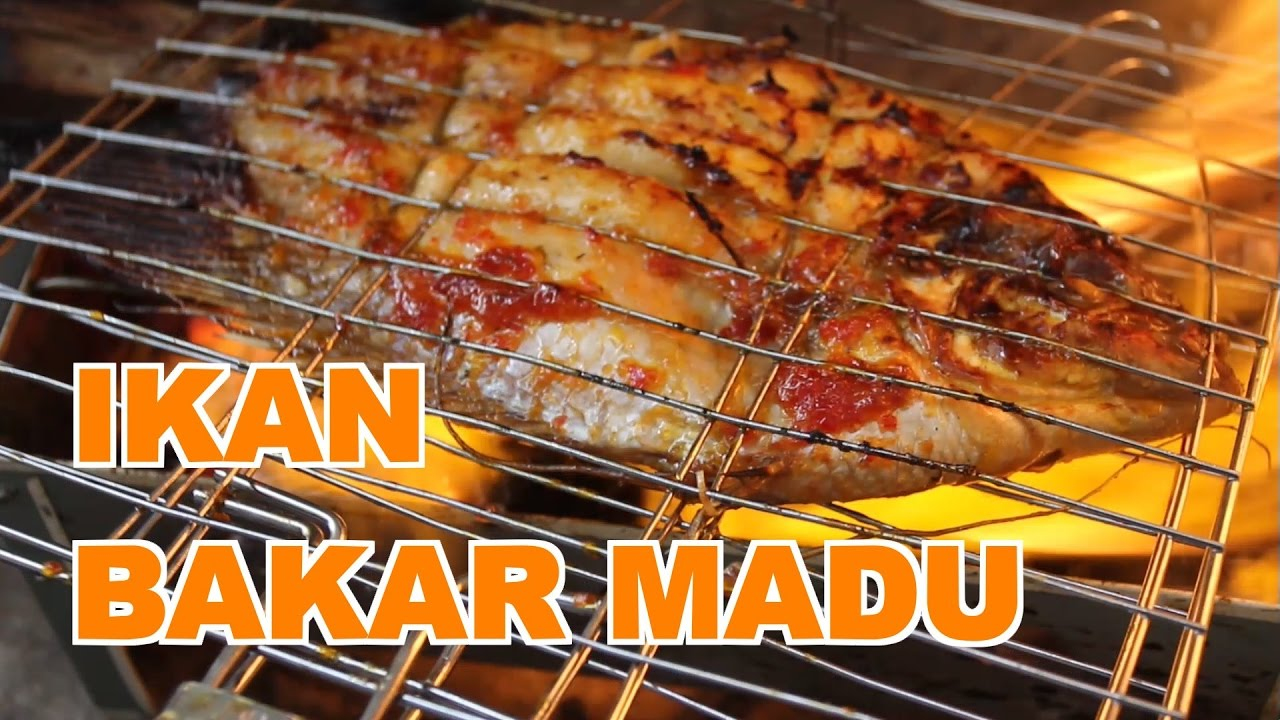Resep Ayam Madu Bakar - This One Shot