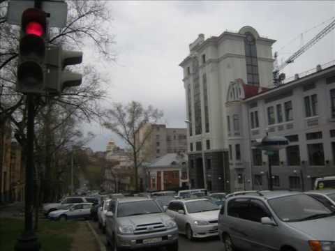 Khabarovsk city view