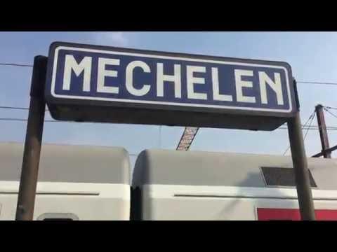 A sunny weekend in Mechelen, Belgium