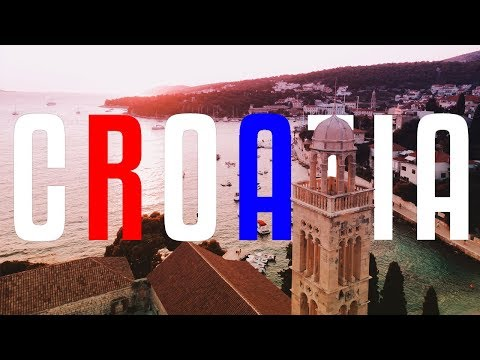 How to TRAVEL CROATIA! The BEST CROATIA TRAVEL GUIDE 🇭🇷