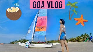 sejalvlogs trip to goa with gopro