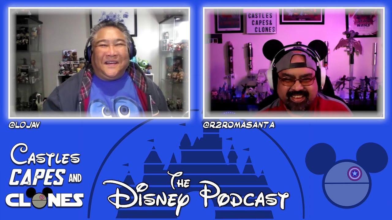 The Cruella trailer, Disney+ release dates and more Disney News | CCC Disney Podcast Ep 04