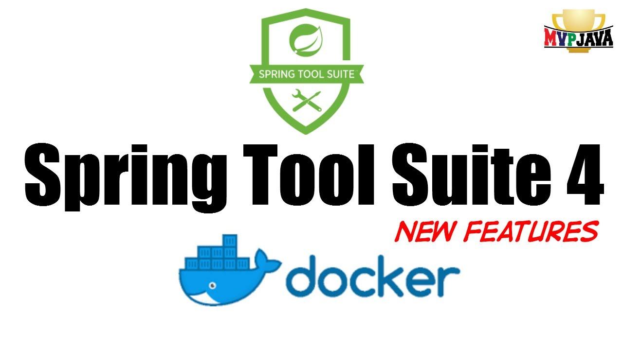 Running Spring Tool Suite 4 in Docker - MVP Java
