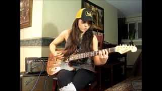 Jessica Lynn Reviews her Santo Guitar USA Custom ToneCaster