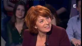 Véronique Genest et Gabou Bokobza - On n'est pas couché 18 février 2012 #ONPC