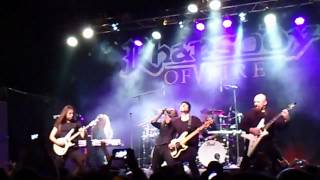 Rhapsody Of Fire - Aeons Of Raging Darkness (Barcelona 2012)