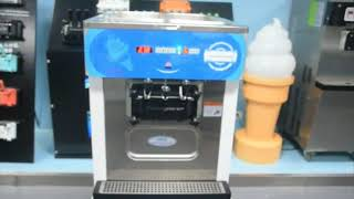 #Oceanpower Frozen Yogurt Machine: OP138C
