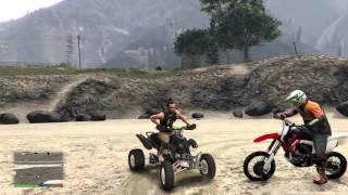 Grand Theft Auto 5 - Quad/ATV Mod - GTA 5