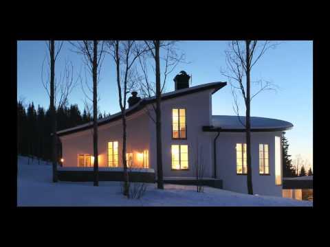 AMAZING ARCHITECTURE BY PÅL ROSS - VILLA ÖSTERSUND