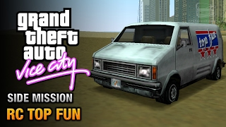 GTA Vice City - RC Top Fun [Just Like the Real Thing Trophy / Achievement]