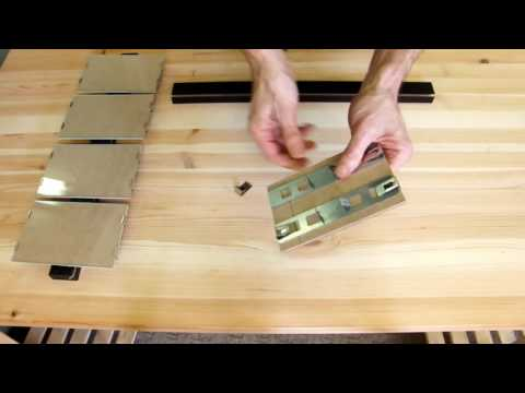 Quadro Frames Modular Art Bar System