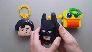 Let's play McDonald Happy Meal Toys