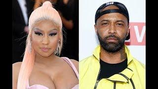 Gambar cover Nicki Minaj DRAGS Joe Budden over accusing her of poppin pills & Cardi B beef