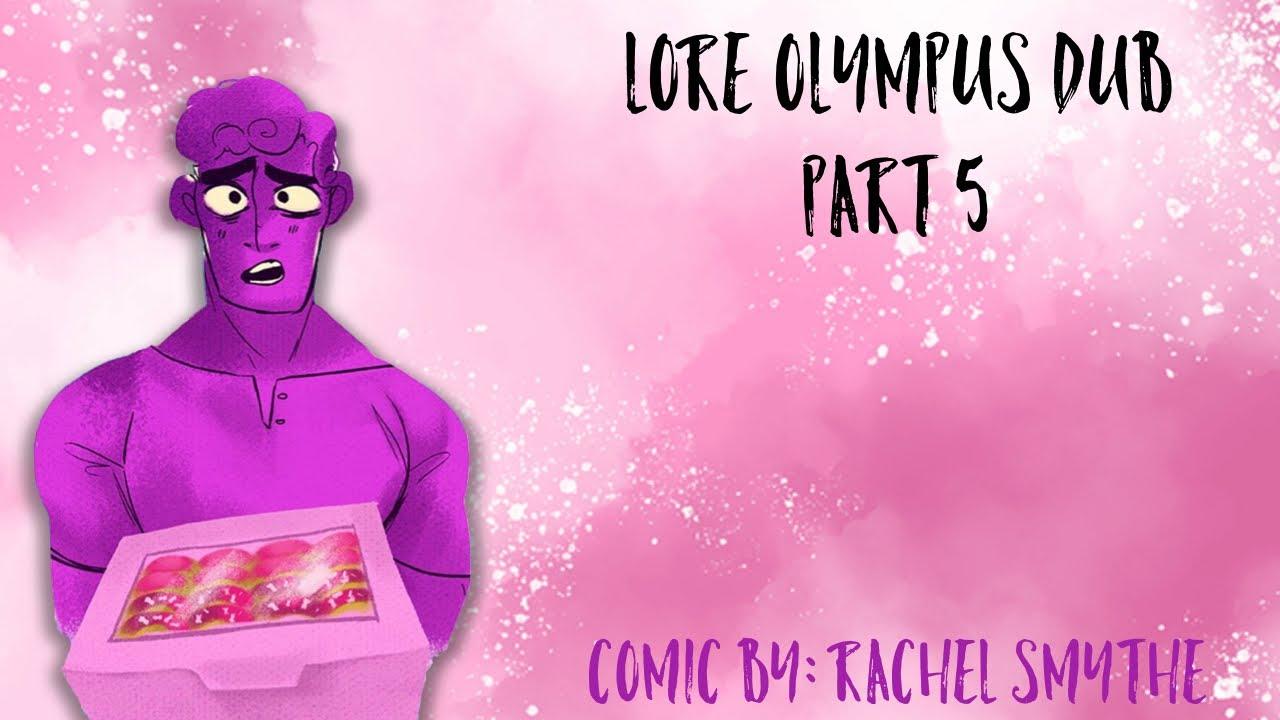 Download 【 Lore Olympus WEBTOON Dub 】Part 5 (Episodes 11-12)