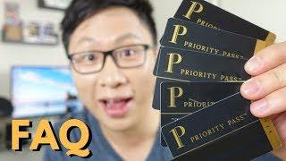 Priority Pass FAQ