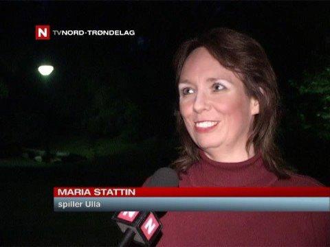 MOTSTRAUM -  OPERAMUUSIKALEN 2008 - TVNT reportasje