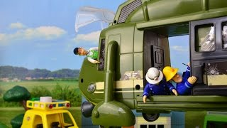 NEW 2016 Fireman sam episode Mike floods new Helicopter  Feuerwehrmann Sam