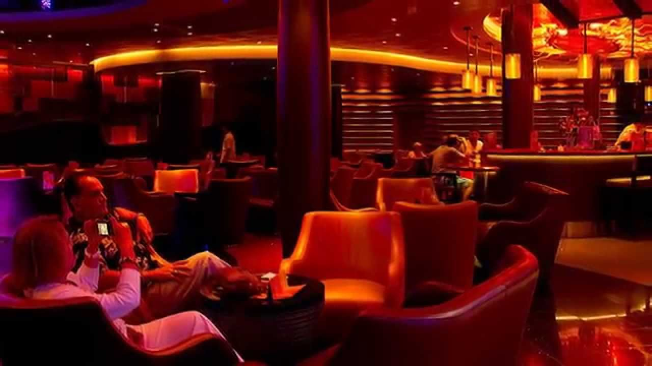ALLURE Of The Seas BOLEROS Latin Dance Club HD 1080p - YouTube