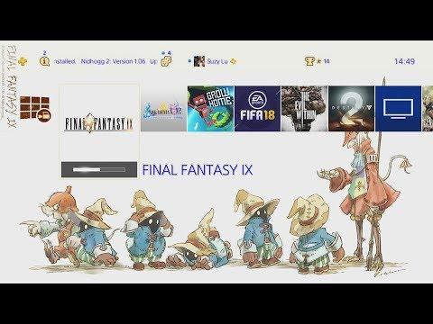 Final Fantasy IX PS4 Theme