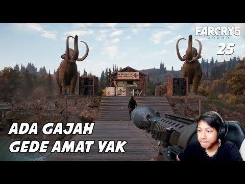 FAR CRY 5 #25   MBAKNYA KAYAK KENTUT DIDEKETIN AMBYAR   Indonesia