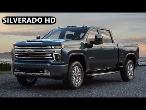 2020 Chevrolet Silverado HD - Detailed Look
