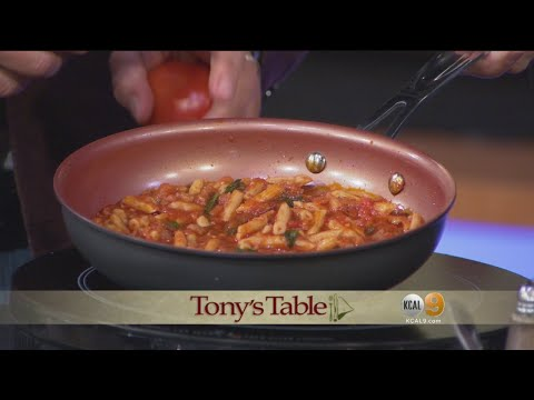 Tony's Table: Penne With Bolognese
