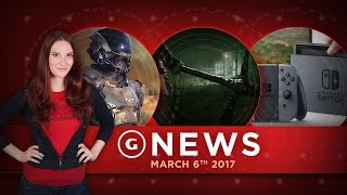 Switch Doubles Wii U Launch Sales & New Andromeda Trial Details! - GS Daily News