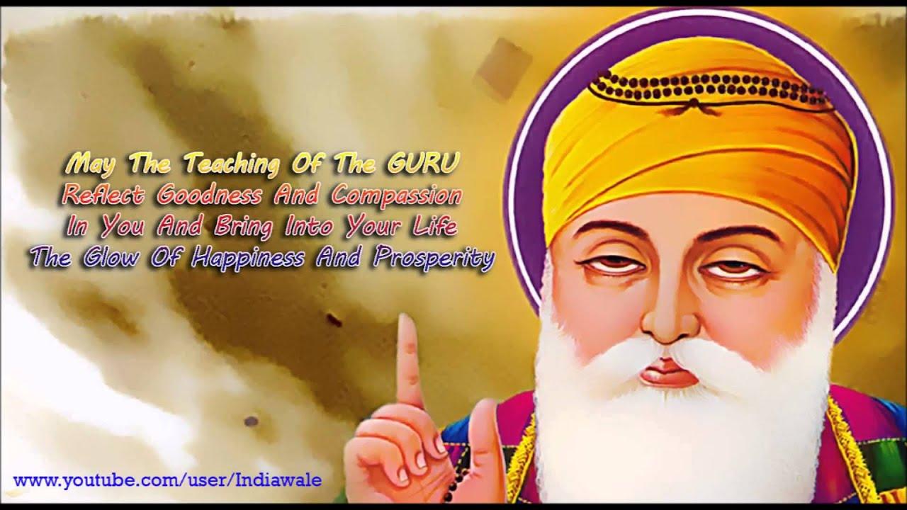 Happy Guru Nanak Jayanti 2015 Whatsapp Wishes Greetings Video