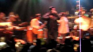 "Jay Electronica ""Exhibit C"" live w/ The Roots and Mos Def, Key Club Los Angeles"