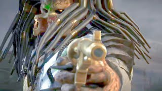 Mortal Kombat X Predator Performs All Character X-Rays
