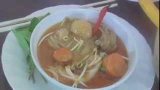 Cambodian Chicken Curry : Karee Moun