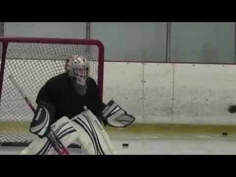 Tayton Stewart Private Goalie Training Video