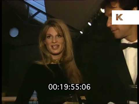 1990s Jemima and Imran Khan Interview